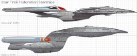 Starship Dimensions