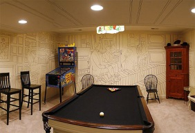 sharpie basement