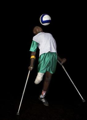 fiona aboud amputee footbal africa