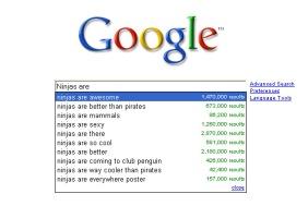 Ninjas are...